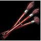 Bronze Paintbrushes