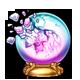 Cracked Nova Crystal Orb