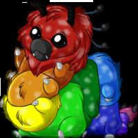 Rainbowpillar
