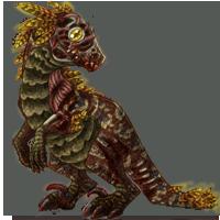 Zombie Raptor
