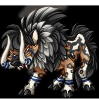 Tribal Wild Dog