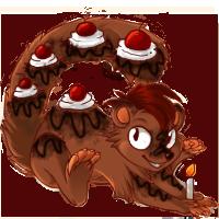 Chocolate Cherry Drizzle