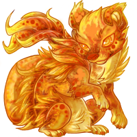 Fire Kitten