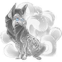 Nameless the Male Tinsel Tail Orimi (#2280319)