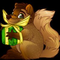 Gift Holder