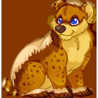 Golden Sand Cat
