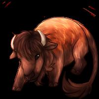 Friendly Bison