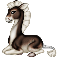 Pangare Pony