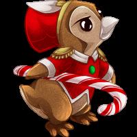 Gingerbread Warrior
